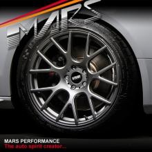 VMR V810 4 x 19  Inch Gun Metal Flow Formed Alloy Wheels Rims 5x112