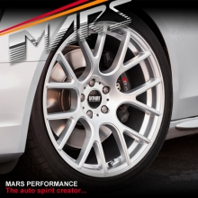 VMR V810 4 x 19 Inch Hype Silver Flow Formed Alloy Wheels Rims 5x112
