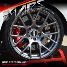 VMR V810 4 x 19 Inch Gun Metal Flow Formed Alloy Wheels Rims 5x120