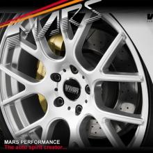 VMR V810 4 x 19 Inch Hype Silver Flow Formed Alloy Wheels Rims 5x120