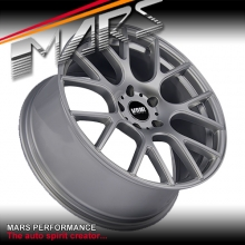 VMR V810 4 x 18 Inch Gun Metal Flow Formed Alloy Wheels Rims 5x120