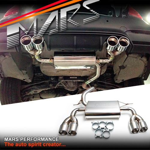 Bmw M3 Engine For Sale Australia: F80 M3 F82 M4 Style Twin Outlet Muffler Exhaust For BMW 3