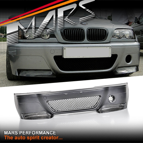 Bmw M3 Engine For Sale Australia: CSL Style Front Bumper Bar For BMW E46 M3 Coupe