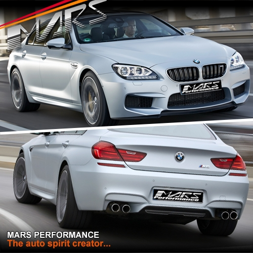 M6 Style Front & Rear Bumper Bar & Side Fender Guards