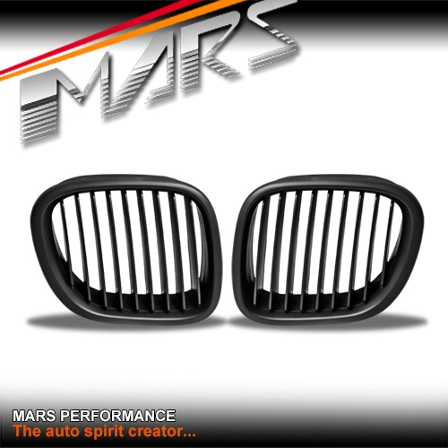 Bmw Z3 M For Sale: Matt Black M Style Front Kidney Grille For BMW Z3 E36-7 96