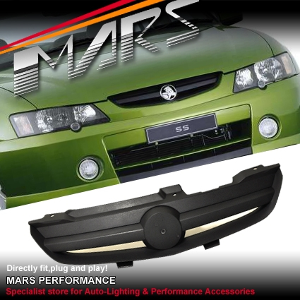 black front grill for holden commodore vy s amp ss mars