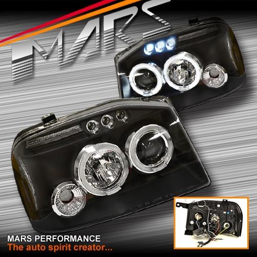 Fits Nissan Navara D22 55w Super White Xenon HID High//Low Beam Headlight Bulbs