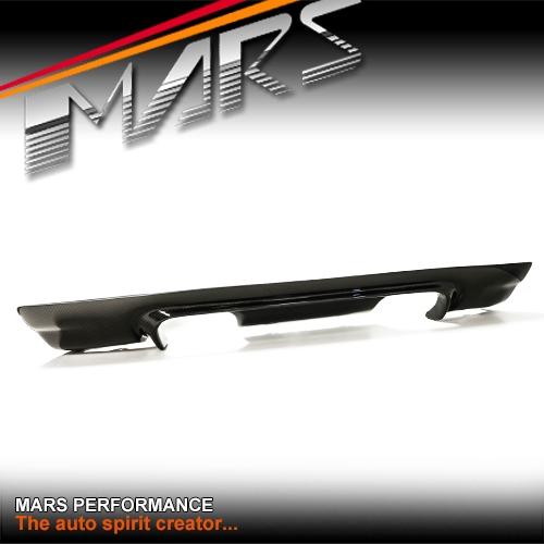 Bmw M3 Engine For Sale Australia: CSL Style Real Carbon Fiber Rear Bumper Bar Diffuser For