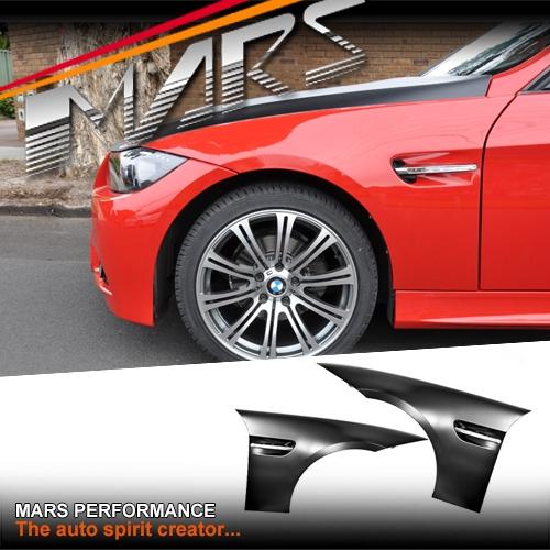 Bmw M3 Engine For Sale Australia: M3 Style Side Fender Guards For BMW E90 E91 05-11 Sedan