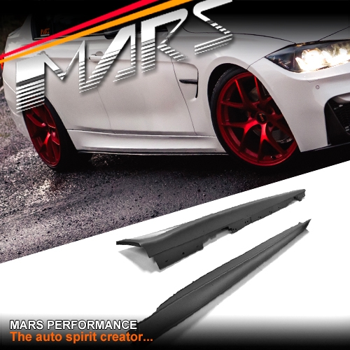Bmw M3 Engine For Sale Australia: F80 M3 Style Side Skirts For BMW 3-Series F30 4 Doors