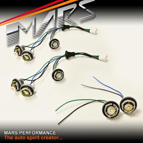 Tail Lights Plug Harness For Holden Commodore Berlina Calais Monaro Vt Vx