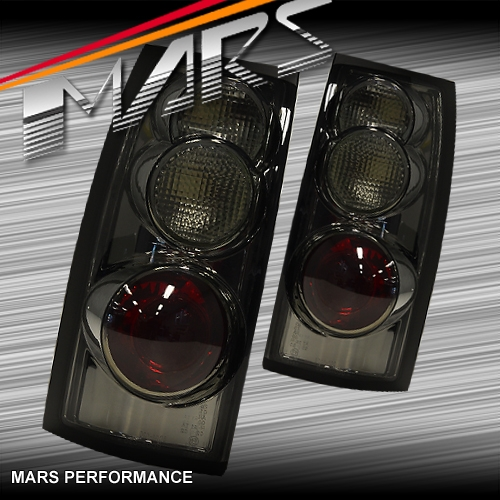 Smoked Altezza Tail Lights for Holden Commodore VT VX VU VY VZ Ute