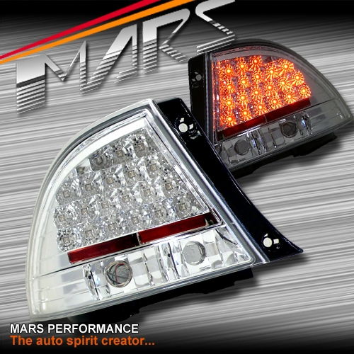 Lexus Is300 For Sale: JDM Crystal Clear LED Tail Lights For Lexus IS200 & IS300
