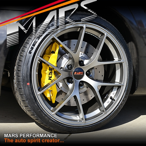 MARS MP-RI 20 Inch 5x120 Stag Alloy Wheels Rims for Holden